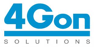 Logo - 4Gon